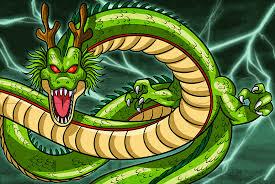 learn draw shenron dragon ball dragon ball