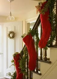 Banister Christmas Ideas 97 Best Banister U0026 Stairstep Decor Images On Pinterest Christmas