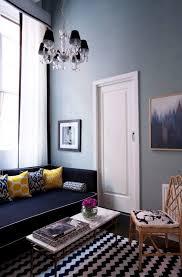 living room black furniture with grey walls modern grey living