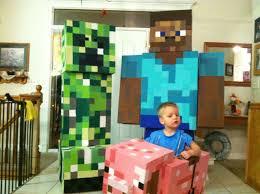 Halloween Minecraft Costume Hands Minecraft Costumes Costumes