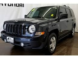 silver jeep patriot black rims new and used jeep patriots for sale in montana mt getauto com