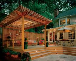 deck amp rail lighting led deck lights timbertech low voltage deck