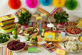Lunch Buffet Menu Ideas by Mexican Buffet Menu Ideas Ilona U0027s Passion