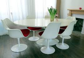 tulip table knock off interior home oval tulip table matt and jentry home design