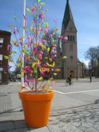 Easter Decorations Sweden by Halloween In April Witches Eggs And Other Swedish Easter Traditions
