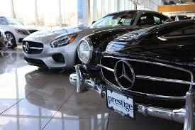 prestige mercedes paramus nj throwback to the beautiful mercedes 190 sl yelp