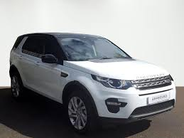 discovery land rover 2017 white land rover discovery sport td4 se tech white 2017 03 29 in