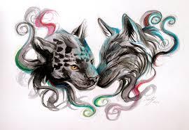 50 amazing wolf designs golfian com cool wolf design ideas