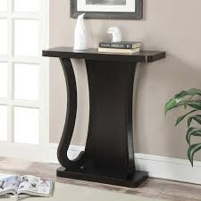 entry console table with storage storage decorations