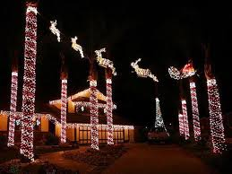 Best Outdoor Christmas Decorations Sale by Exterior Christmas Lights Ideas Home Design
