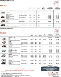 toyota car rate singapore motorshow 2016 toyota price list deals promotions and
