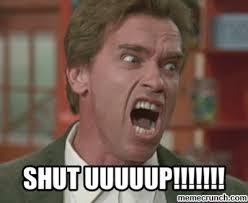 Meme Shut Up - nice meme shut up mark levin show m f 6pm 9pm est wabc am november