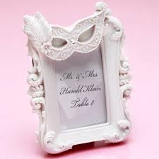 photo frame party favors masquerade place frame favor quinceanera