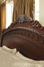 California King Sleigh Bed Signature Design By Shore Cal King Sleigh Bed