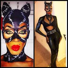 catwoman makeup halloween nina bonina brown on twitter