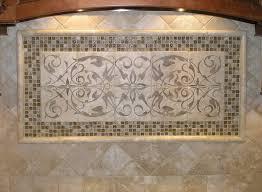 mural tiles for kitchen backsplash elegante kitchen backsplash mural decobizz com