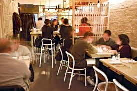 Round Dining Room Sets Friendly Atmosphere The Absolute Best Theater District Restaurant In Nyc
