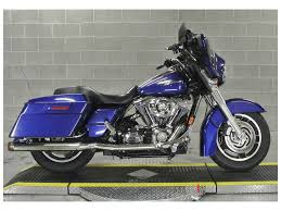 harley davidson street glide in michigan for sale used