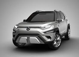 2018 ssangyong rexton engine mpg and horsepower toyota suv 2018