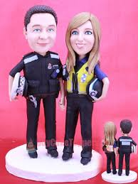 police themed cake topper custom cake toppers personalised