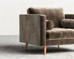 Oxford Armchair Luca Armchair Mid Century Modern Armchair Rove Concepts