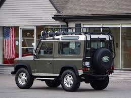 1997 land rover defender 90 1997 land rover defender 90 le copley motorcars