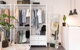 ikea dressing chambre dressing pour ranger sa chambre à coucher les modèles du moment