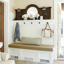 storage bench coat rack bench coat rack combo throughout hallway