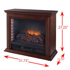Electric Space Heater Fireplace by Shop Electric Fireplaces At Lowes Com
