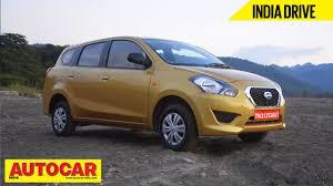 nissan micra price in kerala 2015 datsun go mpv india drive video review autocar india