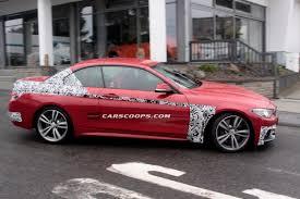 hardtop convertible cars scoop bmw u0027s new 4 series hardtop convertible wearing very little camo