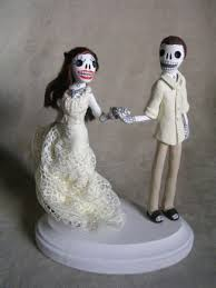 day of the dead wedding cake topper personalized wedding cake toppers guaranteed smiles