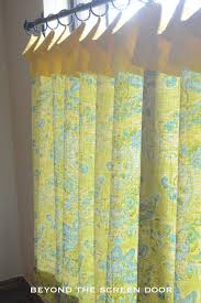 Kitchen Cafe Curtains Gallery Cafe Curtains U0026 Sill Length Panels Sonya Hamilton Designs