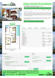 Get Floor Plans For My House Pin By Make My House On Make My House Pinterest House Plans