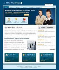 templates for professional website professional web template 6378 business website templates