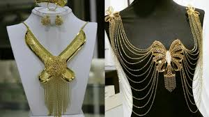 trendy gold chain necklace images Gold necklace designs 2017 unique and trendy jpg