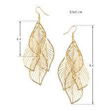 earing models 2017 hollow out zinc alloy simple designs for women indian jhumka