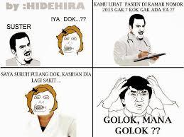 Meme Indonesia Terbaru - 30 meme lucu bikin ngakak gambar lucu