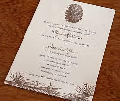 winter themed wedding invitations winter themed wedding invitation gallery aspen invitations by
