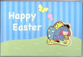 winnie the pooh easter basket disney winnie the pooh eeyore easter basket cast greeting card