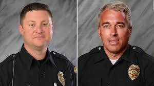 northern lighting westerville ohio two police officers shot in westerville ohio cnn video