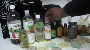 how to make all natural hair stimulating growth oil treatment