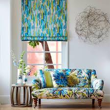 papier peint harlequin harlequin fauvisimo fabrics trattino ocean lime fuchsia