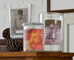 Mod Home Decor by Vintage Mod Podge Photo Transfer To Vases Mod Podge Rocks