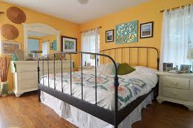 Beach Style Master Bedroom Dazzling King Quilt Sets In Bedroom Beach Style With Wrought Iron