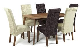 damask dining room chairs articles with damask upholstered dining room chairs tag excellent