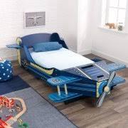 airplane toddler bed kidkraft airplane toddler bed with storage blue walmart com