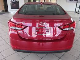 2014 used hyundai elantra 4dr sedan automatic se at landers ford