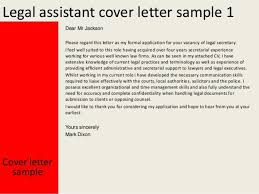 lawyer cover letter format