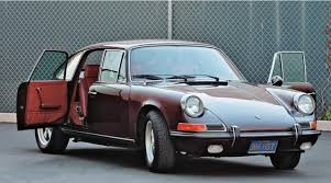 porsche 911 4 door the 1967 porsche 911 troutman barnes is the only 4door 911